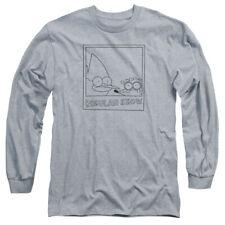 REGULAR SHOW POLOROID T-Shirt Men's Long Sleeve