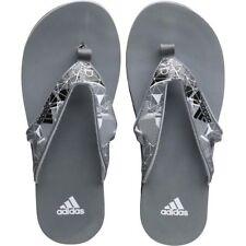 Mens Boys New Adidas Calo Beach Summer Slip On Sandals Flip Flops Thong UK 5-13