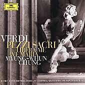 Verdi: Pezzi sacri; Libera me; Ave Maria CD Myung-Whun Chung