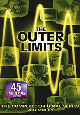 Outer Limits Original Series Complete Box Set (DVD, 2008, 7-Disc Set,...
