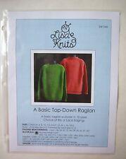 LISA KNITS Knit Pattern Socks Hat Sweater Scarf Glove Mittens Select Type