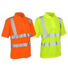 Kleidung Yoko Yk410 Hochsichtbares Warnschutz T-shirt Arbeitsshirt Freizeitshirt 5xl 6xl