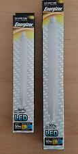 Energizer 3.5/5.5w LED S15 Strip Tube 221mm/284mm Light Warm White 30w/50w Bulbs