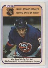 1981-82 O-Pee-Chee #390 Mike Bossy New York Islanders Hockey Card