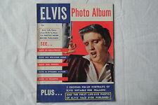 ELVIS Original 1956 PHOTO ALBUM MAGAZINE__ 110 GREAT PHOTOS + ARTICLES
