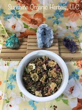 1 oz Organic Loose Herbs SALE! FREE SAMPLES!