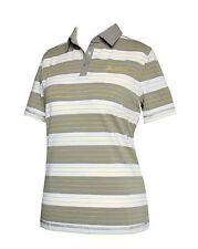 Odlo polo señora camisa t-shirt suéter Custom Easy Touch effect Stripes laurel Oak