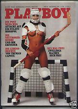 2-3 PLAYBOY D 12/1981 Dezember - Christo + Nutten in der DDR? + Truman Capote