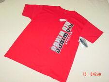 NWT Mens Detroit Red Wings Short Sleeve T Shirt Michigan Hockey Sport Skate Fan