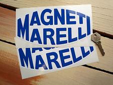 MAGNETI MARELLI 20.3cm Gara & Rally auto adesivi