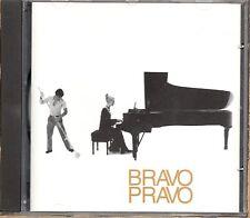 PATTY PRAVO CD fuori catalogo BRAVO PRAVO 1a edizione 1998 stampa ITALIANA