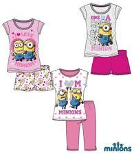 Minions Schlafanzug/Pyjama kurz
