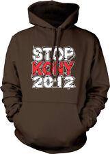Stop Kony 2012 Uganda Invisible Children Joseph Cult Viral Vid Hoodie Sweatshirt