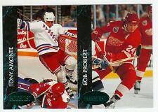 10 CARD LOT 1992-93 PARKHURST HOCKEY @ EMERALD ICE
