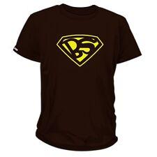 Bullshit Man Logo T-Shirt Unisex T-Shirt / Karl Pilkington / Super Hero
