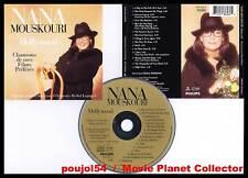 "NANA MOUSKOURI ""Hollywood"" (CD) 1993"