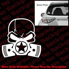US ARMY PUNISHER SKULL MASK Car Window/Phone Vinyl Decal Sticker Die-Cut AY005