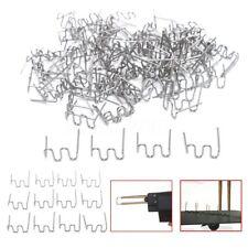 100-400x RS28 0.8mm Wave Staples Hot Stapler For Car Bumper Weld Gun Repair Tool