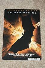 COLLECTIBLE BATMAN BEGINS MINI POSTER