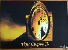 CLOCHER HORLOGE - THE CROW 3 - LOBBY CARD
