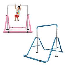 Kids Gymnastics Bar Jungle Training Monkey Bar Adjustable Horizontal Kip Bar Gym