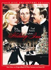 Holiday Inn (Three Disc Collector's Set), Good DVD, Irving Bacon, Karin, James B