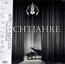 LACRIMOSA Lichtjahre DOUBLE  MINI LP VINYL REPLICA CD  POSTER + OBI LTD 1000