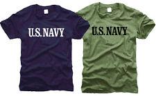 US Navy MARINES-T-SHIRT, tg S fino XXL