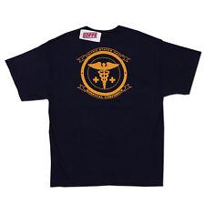 SOFFE US NAVY Hospital Corpsmen Men's Blue Cotton T-Shirt Sizes L XL 2XL NWT