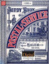 1883 U.S. Post Office Reprint