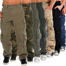 Jet Lag Herren Cargohose 007 Hose Männer Herrenhose Jeans Jeanshose Outdoor ZZ