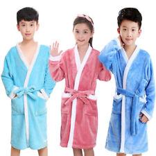 Piscina playa Reino Unido Niños Albornoz Toalla de Baño Toalla De Natación Niñas Niños Ropa para dormir Pijama Vestido
