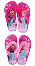 Disney Die Eiskönigin Frozen Badelatschen Hausschuhe  Strandschuhe Badeschuhe