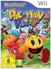 Pac-Man Party (Nintendo Wii, 2010) - European Version New & sealed