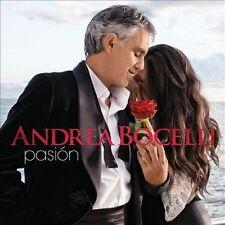 Pasion Andrea Bocelli CD Sealed ! New ! 2013