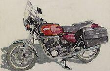 Yamaha 850s Moto puntada cruzada contada Kit o gráfico 14s Aida