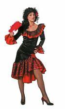 WIL - Damen Kostüm Flamenco Spanierin Karneval Fasching
