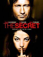 The Secret (DVD, 2008) RARE ROMANCE DRAMA BRAND NEW