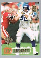 1994 TSC Super Bowl XXIX ROY BARKER #312 Vikings N Caro
