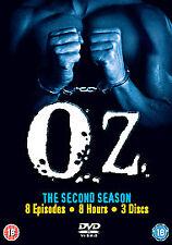 Oz. Season 2. Series 2. NEW SEALED. Region 2. Kirk Acevedo. Ernie Hudson