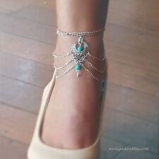 Anklet, Heels Wedges Jewellery Accessory Greek Goddess Warrior Princess Silver
