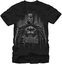 Fifth Sun Mens Graphic Tee Batman Seek and Destroy T-shirt Adult Size