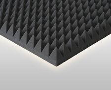 Akustikschaumstoff B-Ware* Pyramiden Schaumstoff Höhe 5cm stark reduziert