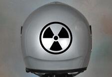 3m SCOTCHLITE reflectante Sticker Decal radiactivos black/va Colores-Casco Para Bicicleta
