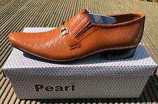 separation shoes 78d82 fd57b Uomo casual ufficio Brogues Formale Smart Lavoro LACCI SCARPE MISURE UK (6  - 11)