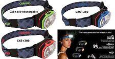COLEMAN CXS + Headtorch-Headtorch a LED per campeggio, pesca, escursionismo, CASA