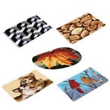 Lustige Knüpfteppich Kit handgefertigten Teppich Matte Handwerk