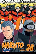 1 of 1 - Kishimoto, Masashi, NARUTO GN VOL 36 (C: 1-0-0) (PP #844), Very Good Book