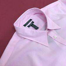 Lauren Ralph Lauren Womens Shirt RLL Pink Plain Non Iron BNWT Sizes 2X 1X BNWT