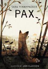 Pax: By Pennypacker, Sara Klassen, Jon